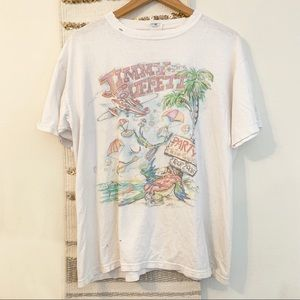 Jimmy Buffet • Distressed Graphic Tee
